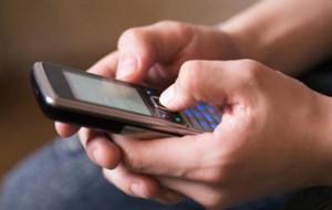 Serviços via SMS do Itaú