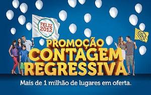 Promoção CVC Contagem Regressiva 2012
