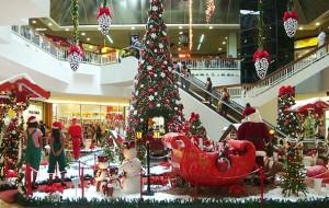 Programação de eventos para comemorar o Natal 2011