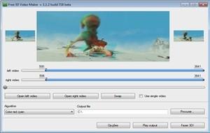Faça vídeos em 3D sem nenhum equipamento especial