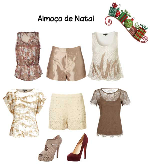 315673 Short Especial de Natal   Dicas de looks para almoço de Natal