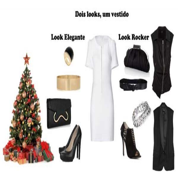 316055 316055 Elegante Rocker 600x600 Especial de Natal   Looks com vestido branco