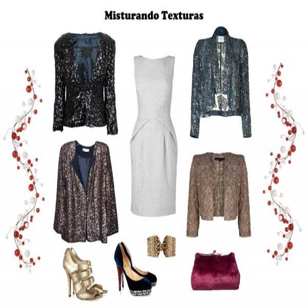 316055 316055 Misturando Texturas 600x600 Especial de Natal   Looks com vestido branco