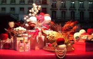 316177 vitrine paris natal Vitrines decoradas para o natal