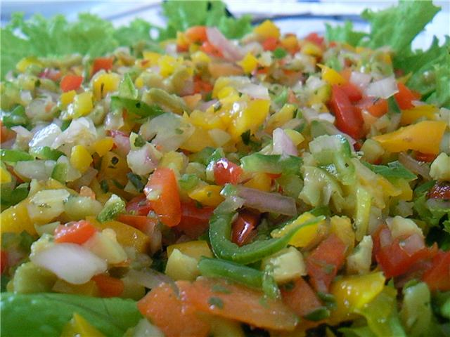 316253 salada 4 Saladas especiais para o Natal