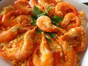 316730 risoto de camar%C3%A3o 3 Receita de risoto de camarão