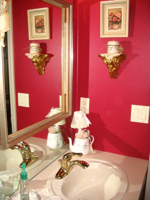 317160 banheiro vermelho mil assentos Sugestões para escolher a cor de parede da sua casa