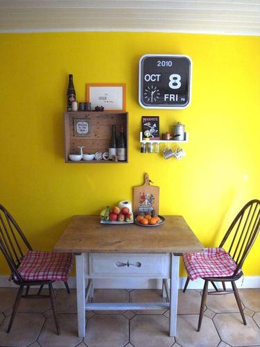 Sugestões para escolher a cor de parede da sua casa