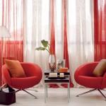 31746 cortinas brancas vermelhas 150x150 Cortinas para decoração