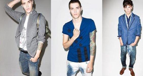 317549 Roupas masculinas para usar no natal 2011 modelos 9 Roupas masculinas para usar no Natal 2011: modelos