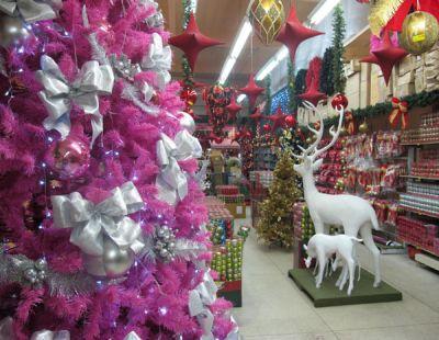 317669 natal Lojas da rua 25 de março com ofertas para o Natal