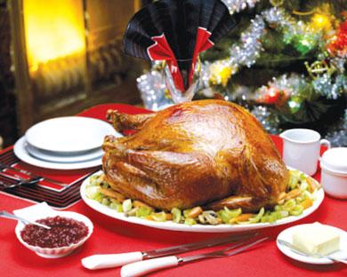 318439 frango de natal 3 Receita de frango de natal