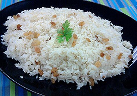 318993 arroz com chamanhe 1 Receita de arroz com champanhe