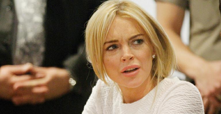 319036 Lindsay lohan 1 As polêmicas que marcaram a trajetória de Lindsay Lohan
