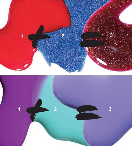 319427 misturinhas de esmaltes Dicas de combinações de esmaltes
