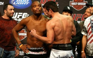 Presidente do UFC confirma luta entre os desafetos Anderson Silva e Chael Sonnen