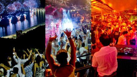 Réveillon 2015 no Rio de Janeiro: festas