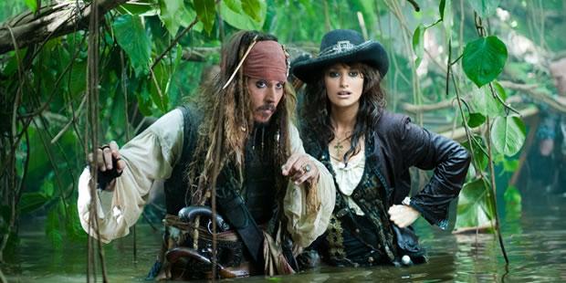 321484 Piratas do Caribe 4 Navegando em Aguas Misteriosas2 Conheça os filmes que fizeram mais sucesso em 2011