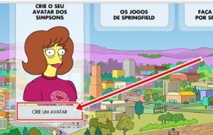 Transforme-se em um personagem de Os Simpsons