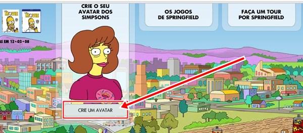 322219 Transforme se em um personagem de Os Simpsons2 Transforme se em um personagem de Os Simpsons