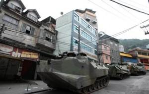 O poder de guerra da operação que ocupou a Rocinha