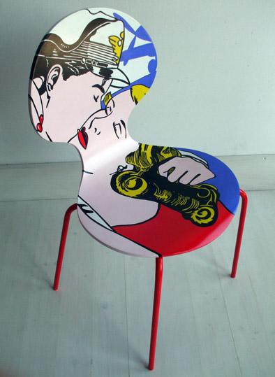 decoraçao, cadeiras