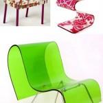 322880 cadeiras em acrílico 150x150 Cadeiras diferentes para decorar: modelos