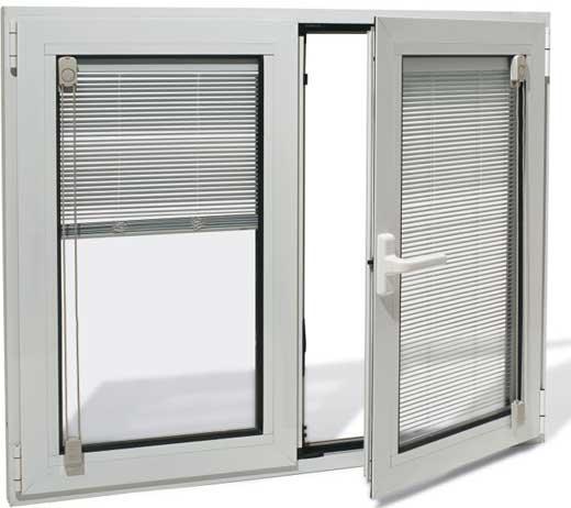 325335 janela abrir e fechar com persiana Janelas para casa: modelos, melhores combinações