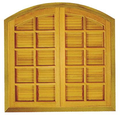 325335 janela arco abrir Janelas para casa: modelos, melhores combinações