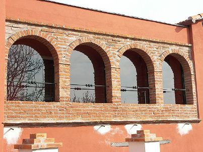 325335 janela em forma de arco Janelas para casa: modelos, melhores combinações