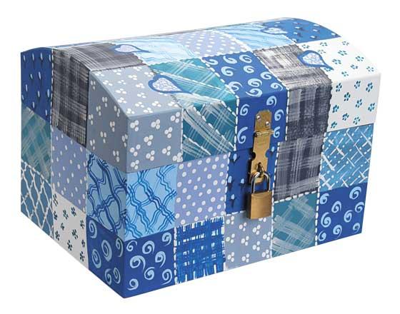 325357 baú casa patchwork Decoração de casa com patchwork
