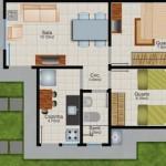 32608 Planta de casas simples 07 150x150 Planta de casas simples