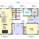 32608 Planta de casas simples 09 150x150 Planta de casas simples