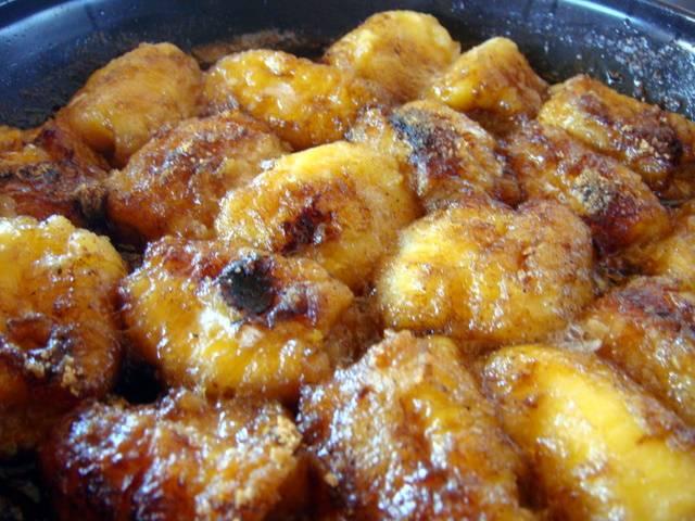 326355 banana caramelada 3 Aprenda a fazer banana carameladas