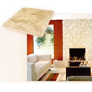 326644 cimentício Pisos e revestimentos que imitam pedra com acabamento rústico