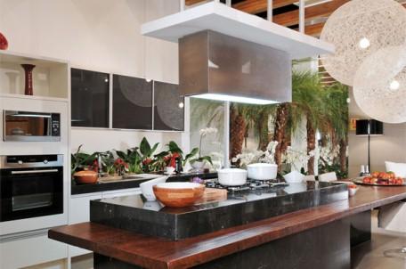 326683 Loft Cozinhas gourmet integradas com a sala, fotos