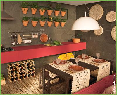 326683 cozinha gourmet integrada à sala Cozinhas gourmet integradas com a sala, fotos