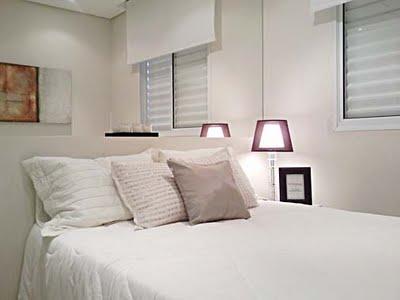 327231 espelho Ideias de decoração para quartos pequenos