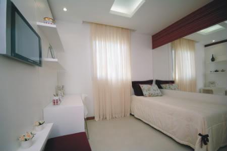327231 quarto decorado02 Ideias de decoração para quartos pequenos