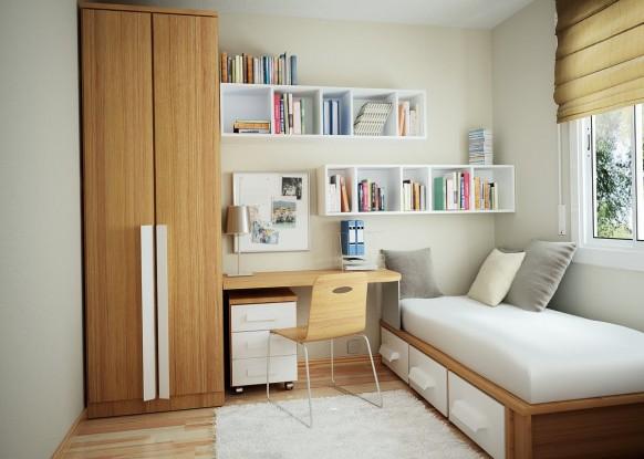 327231 quartos crianca pequenos4 Ideias de decoração para quartos pequenos