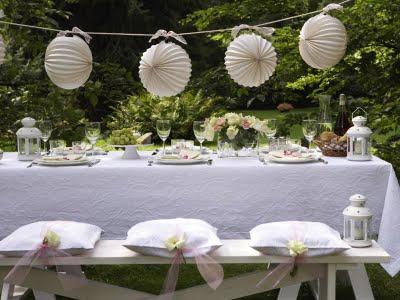 327411 mesa jardim1 Como decorar a casa para a passagem de ano