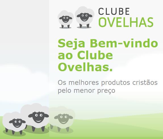 328085 Clubeovelhas NC Clube Ovelhas: compras coletivas para cristãos