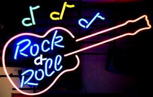 Lugares descolados para quem gosta de Rock and Roll