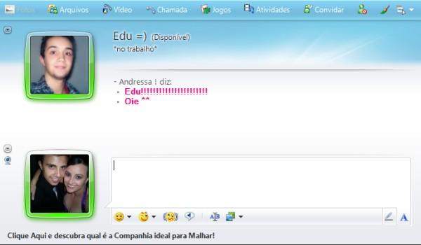 32833 serviços msn Hotmail Gratuito MSN