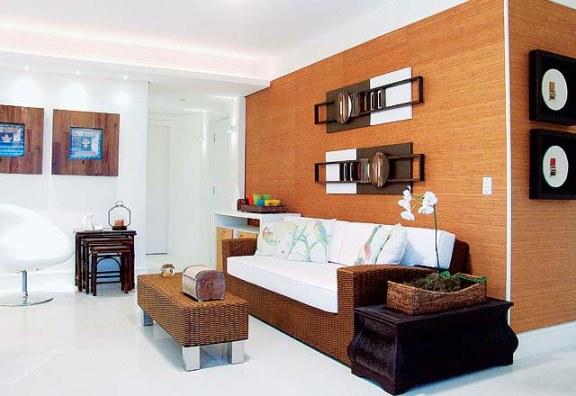 328338 porcelanato no piso Casas decoradas com porcelanato: dicas, fotos