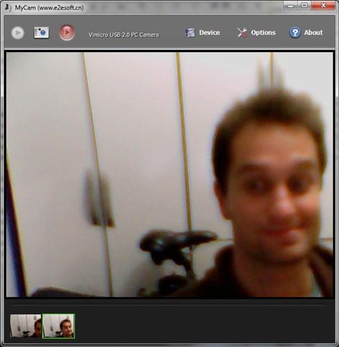 328671 MyCam Webcampq1 Grave filmes e tire fotos a partir da sua webcam
