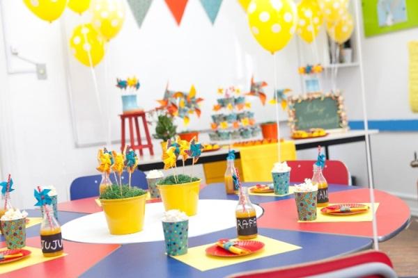 decoracao sala de leitura na escola: de festa infantil na escola 25 Decoração de festa infantil na escola