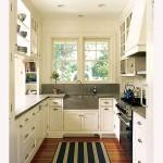 329575 galley kitchens 01 kitchenbacksplashesblogspot 150x150 Modelos de cozinhas decoradas