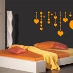 330217 Decoração com adesivos para quarto de casal 4 150x150 Decoração com adesivos para quarto de casal