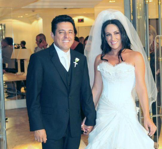 330616 bruno Os casamentos de celebridades mais marcantes de 2011